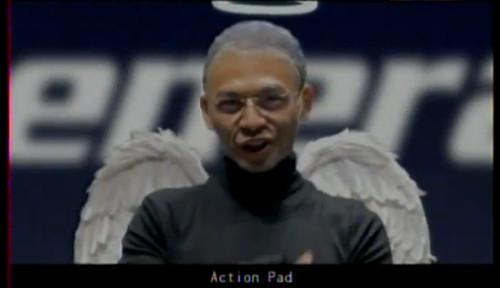 Action Pad