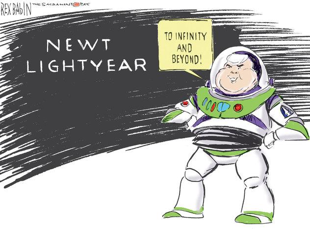 Newt Lightyear
