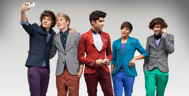 One Direction Nokia