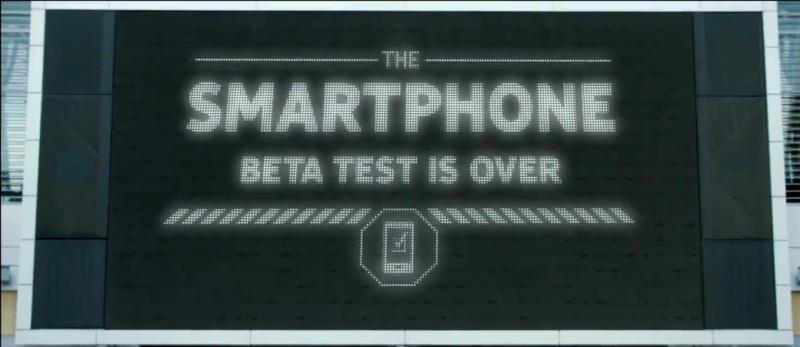 Smartphone Beta Test