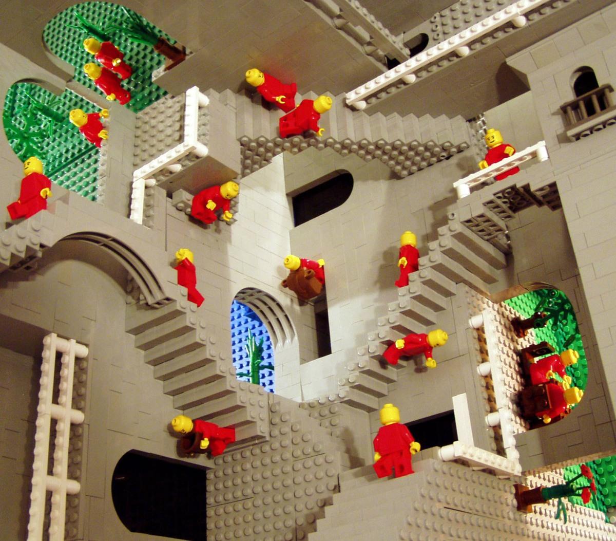 Relativity Lego