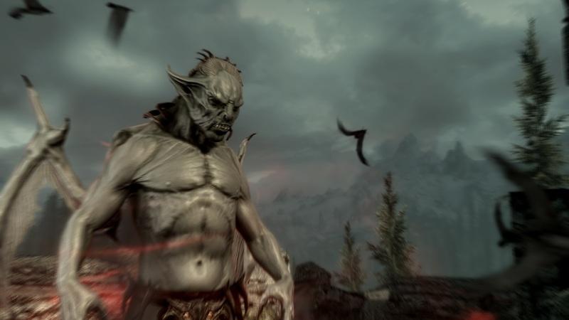 Dawnguard Vampire