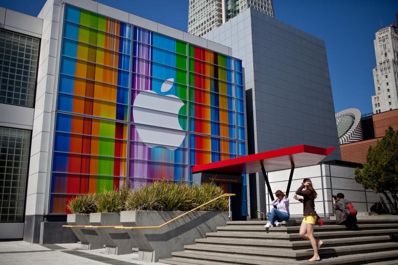 Apple iPhone 5 Yerba Buena Center