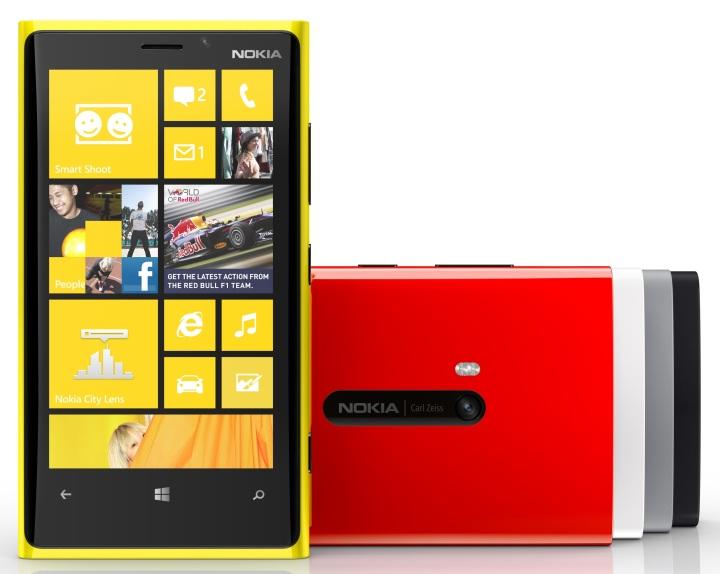 Nokia Lumia 920 Family