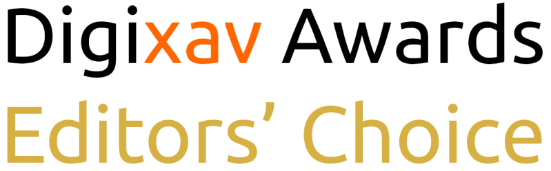 Digixav Awards Editors' Choice Vector