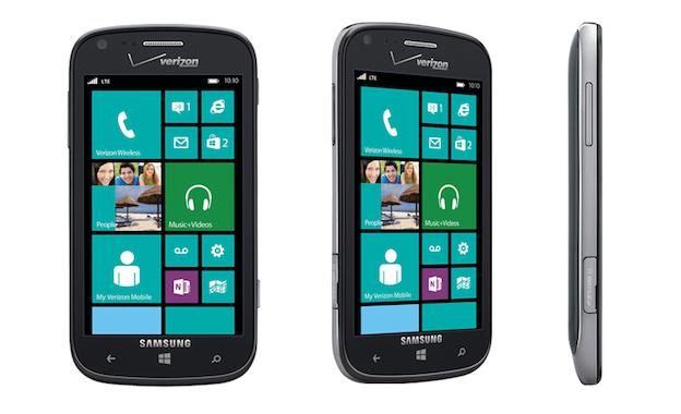 Samsung Ativ Odyssey Verizon Windows Phone