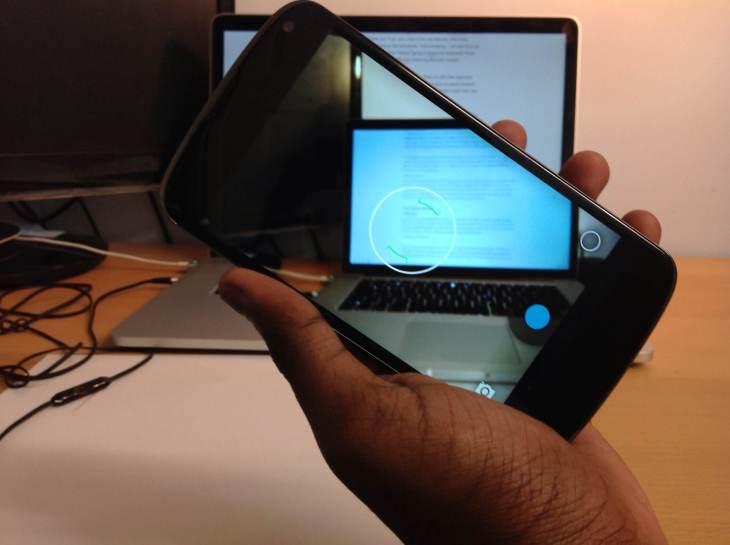 Nexus 4 Camera