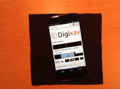 Nexus 4 Conclusion