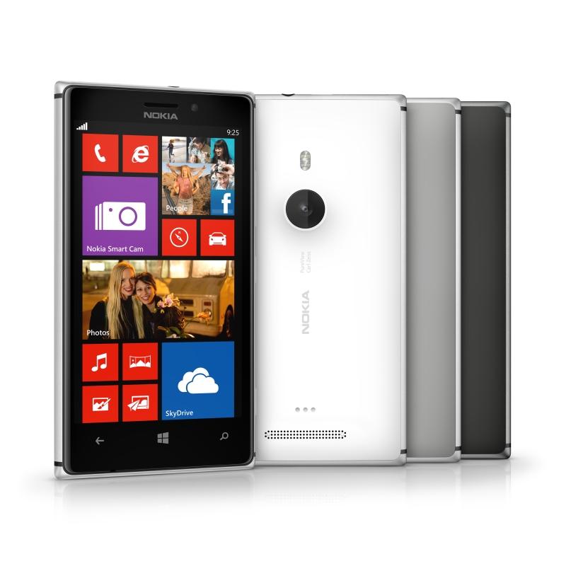 Nokia Lumia 925 Range
