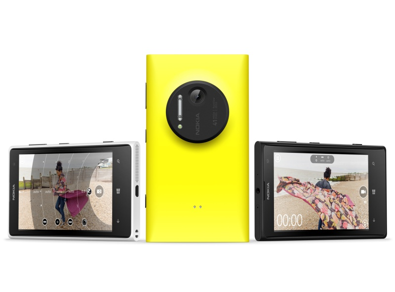 Nokia Lumia 1020 Product Family