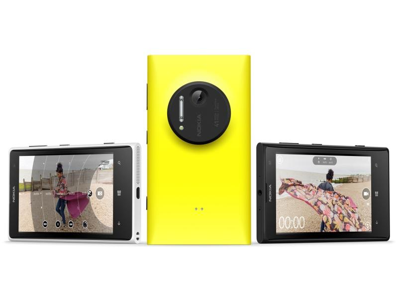 Nokia Lumia 1020 Product Family
