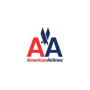 Massimo VIgnelli's American AIrlines logo, 1966
